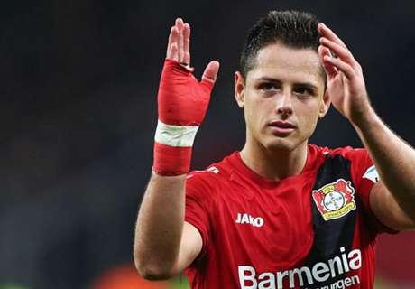 Leverkusen vendería a Chicharito