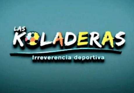 ¡Bienvenidas Las Koladeras!