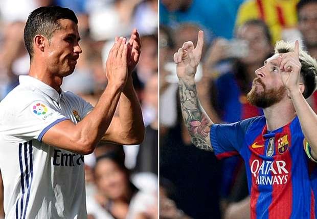 Ronaldo: Saya Lebih Pilih Cristiano Ronaldo Ketimbang Lionel Messi