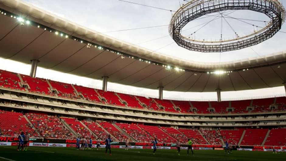 Estadio Omnilife Capacidad Estadio Omnilife 04102014