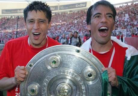 Bundesliga recordó el paso de Pável