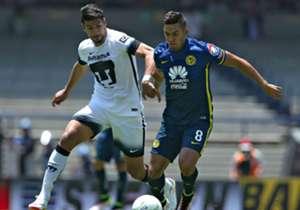 Sólo dos equipos han derrotado más veces a América de visitante en los torneos cortos que las nueve que ha logrado Pumas (11 Pachuca, 10 Toluca, 9 también Chivas).