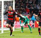 Leverkusen Ancam Hertha Berlin