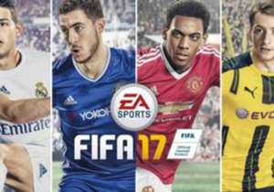 FIFA 17's release is just weeks away now! Goal will be counting down the official top 50 player ratings, starting with 50-31. Watch this space as we'll be updating the countdown in a partnership with EA Sports!