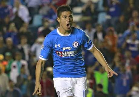 Los partidos de Cruz Azul en Liga MX