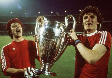 Os tempos 'humildes' da Champions