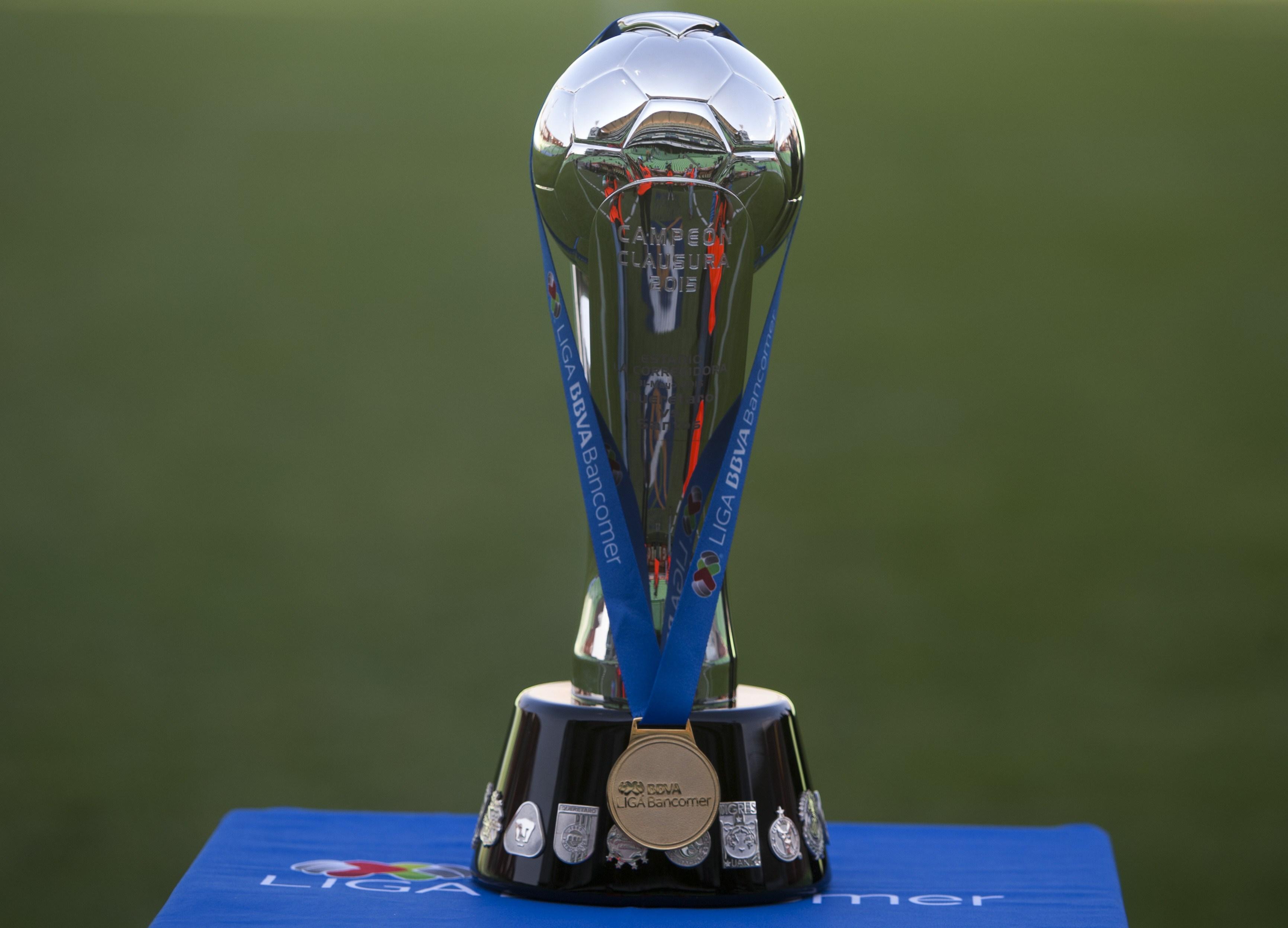 Trofeo Liga Mx - Goal.com