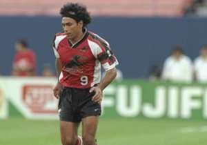 Hugo Sánchez I La Liga I Temporada: 93-94 I Club: Rayo Vallecano