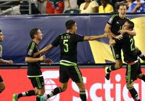 Estos son los rivales que mejor se le dan a México a nivel de selecciones mayores (al menos en más de 10 partidos)