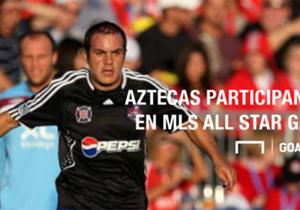 Estos son los jugadores aztecas que han participado en el 'Juego de Estrellas' del a MLS
