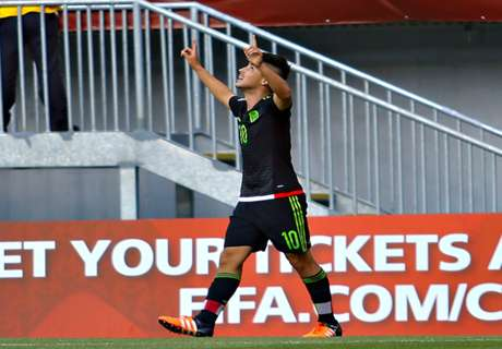 Mexico U-17s advance to quarters
