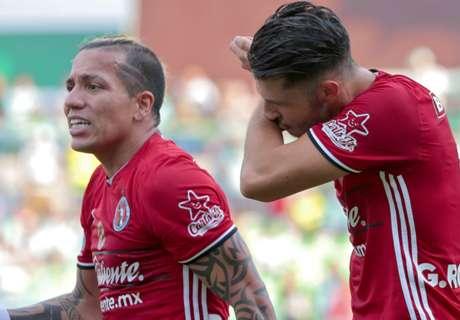 ¿Un Dayro Moreno emplumado?