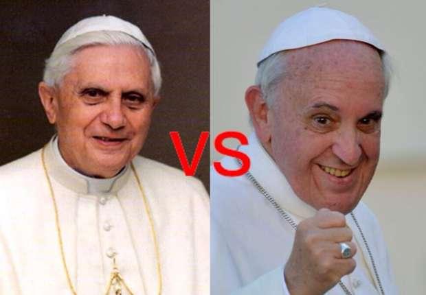 El Papa Francisco, el protagonista de la mayoría de los memes