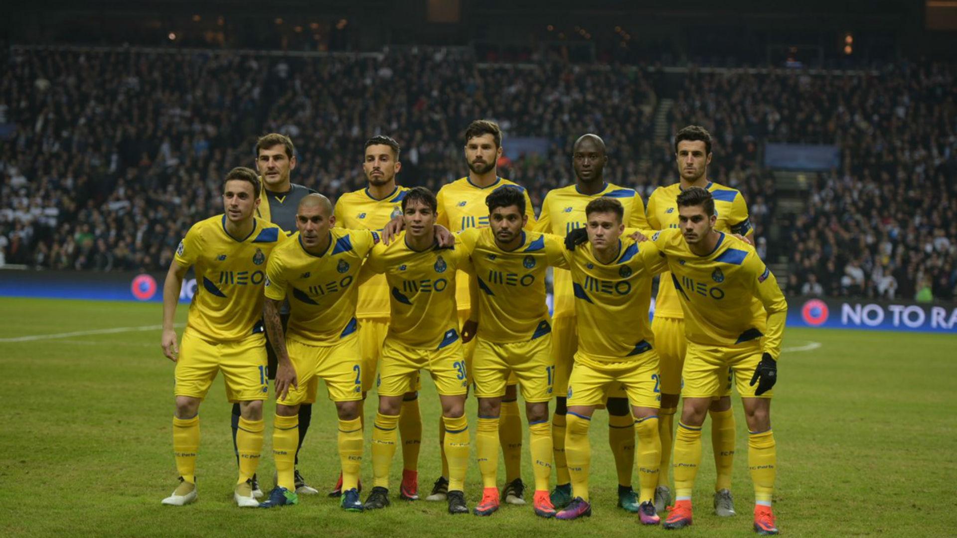 Copenhague Porto Champions League 22112016