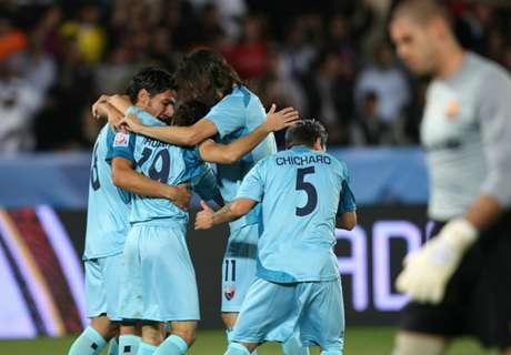 Atlante puso contra la pared al Barça