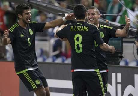 Amistoso: México 2-0 Senegal