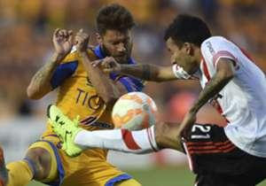 En tres partidos que jugaron en esta Copa Libertadores 2015, ninguno de los dos se sacó ventaja.