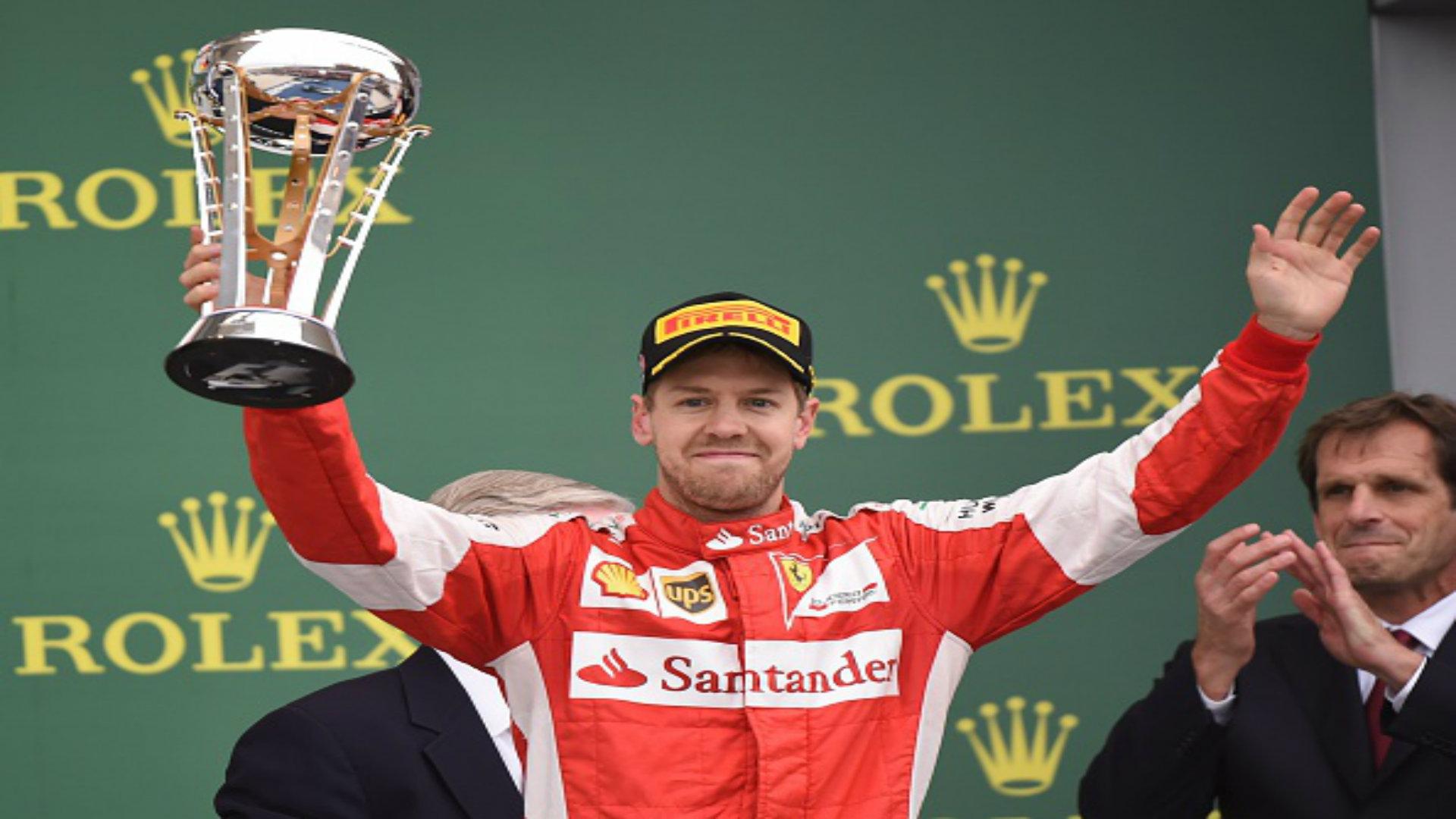 Germania-Italia, Vettel rifiuta la maglia azzurra: