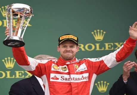 Los equipos de los pilotos de F1