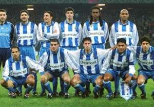 ESPAÑA | Deportivo La Coruña (2000).