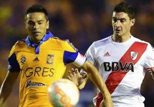 En tres partidos que jugaron en esta Copa Libertadores 2015, ninguno de los dos se sacó ventaja