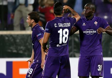 Salcedo recibe elogios en Italia