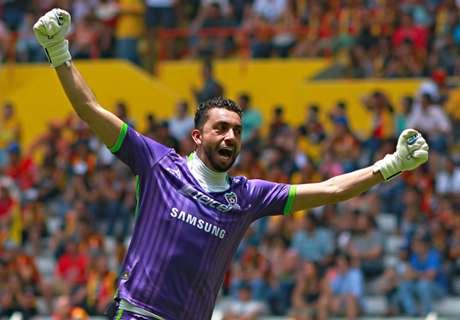 Portero mexicano jugará en el Everton