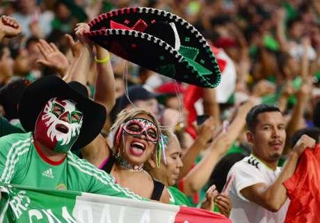 Mexicano cambió al Tri por ARG