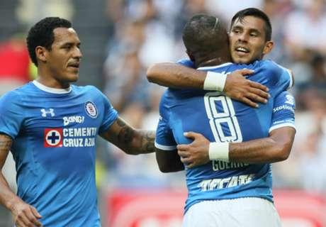 EN VIVO: Cruz Azul 2-2 Veracruz