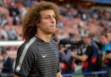 David Luiz, a Inglaterra
