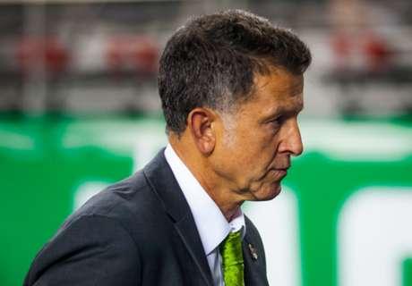 Mexico won't relax vs. Honduras