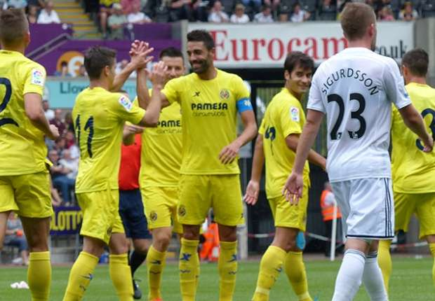 Swansea City 0-3 Villarreal: Monk's men embarassed by Liga outfit