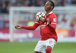 Junior Diaz spielte drei Jahre lang für den FSV Mainz