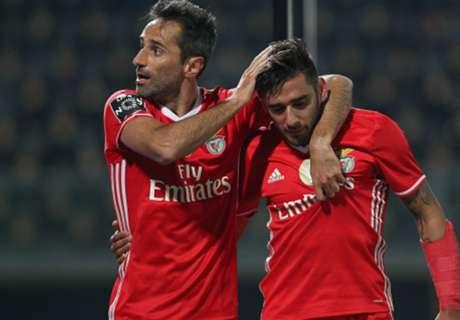 EN VIVO: Benfica 1-1 Chaves