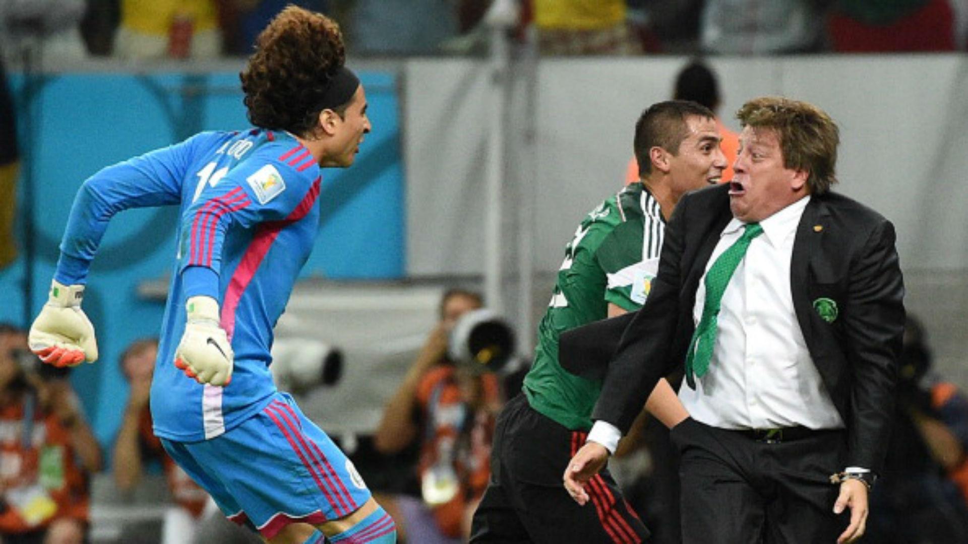 América 0-0 Chivas — Primer Tiempo