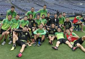 La Selección Mexicana se prepara para encarar a su similar de Chile, en lo que será un partido previo al inicio de Copa América Centenario.