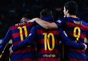 Barcelona por ahora marcha en el primer lugar de La Liga. Estos compromisos le restan en su búsqueda por el campeonato.