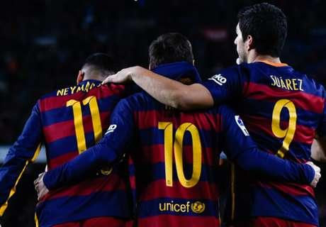 El camino que le queda a Barcelona