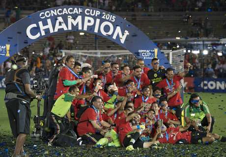 América: USA 2-3 México