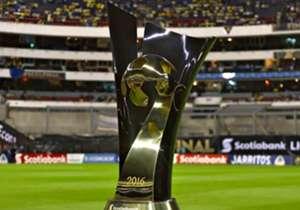 De esta forma se reparten los títulos en la Concachampions de todos los equipos mexicanos
