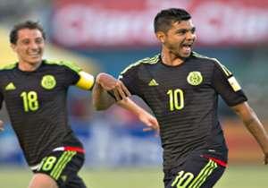 México (24): En sus últimos 14 partidos (JG: 8 | JE: 6 | JP: 0 ). - GANADOS (México 6-0 Cuba; México 1-0 Costa Rica; Panamá 1-2 México; Jamaica 1-3 México; Estados Unidos 2-3 México; México 1-0 Panamá; México 3-0 El Salvador; Honduras 0-2 México). -...