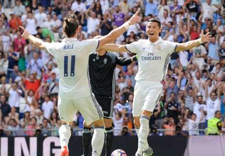 Alejandro Sanz visitó al Real Madrid