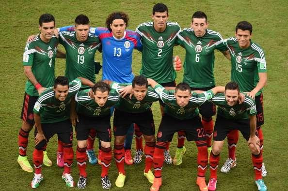 Nationalmannschaft Mexico