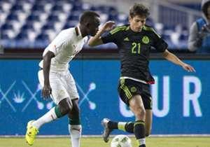 Disfrutar de las mejores imágenes del humor del México vs Senegal.