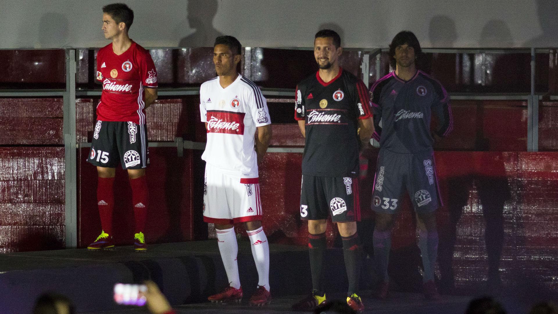 Los uniformes del Clausura 2017 - Goal.com