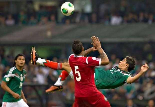 Ante Panamá, marcó el mejor gol de su carrera