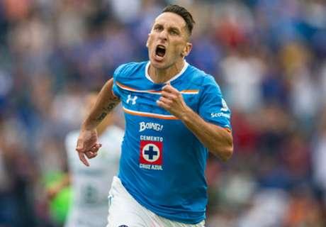 Goleadores activos en la Liga MX