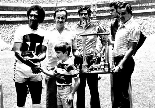 Resultado de imagen para pumas vs udg 1977
