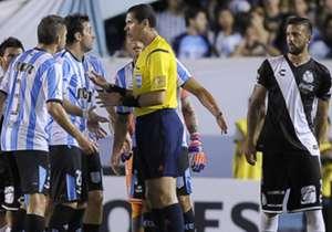 El gol anulado a Lollo, la única polémica