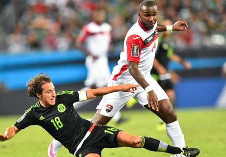 Drama Delapan Gol, Meksiko Ditahan Trinidad & Tobago